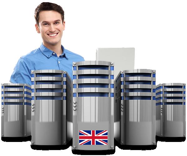IONOS web European servers
